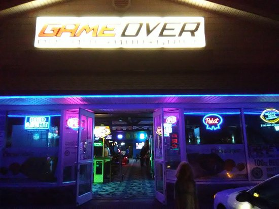 Game Over Arcade Bar and Grill