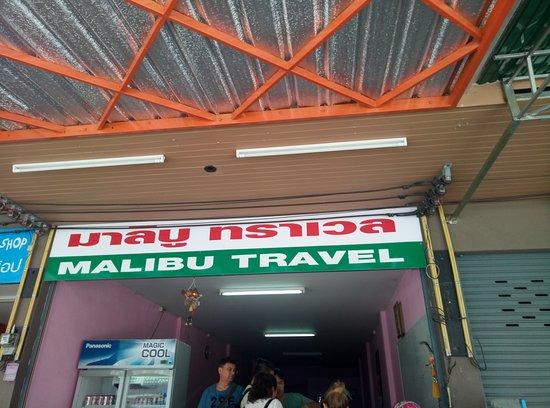Malibu Garden Resort: Malibu Travel in Ban Pee vor dem Pier in der Hauptstrasse........