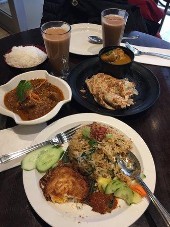 Authentic Halal Malaysian Food