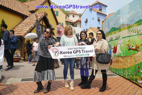 Korea GPS Travel