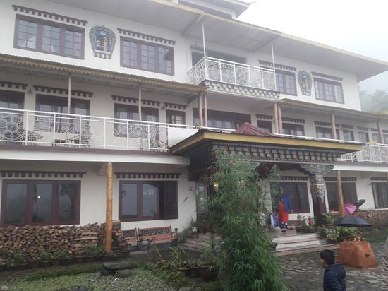 Bamboo Retreat Hotel Photo