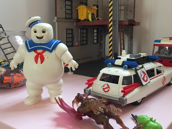 Newtownards, UK: Playmobil Ghost Busters - Who you gonna call?