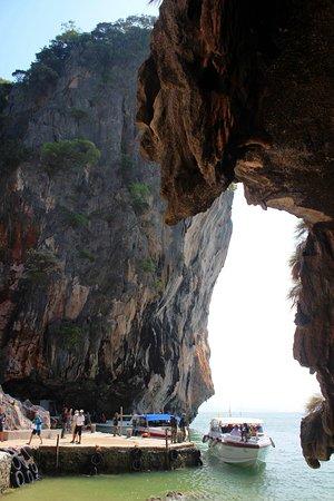 Takua Thung, Thailand: Phang Nga Bay (Khao Phing Kan  เขาพิงกัน)
