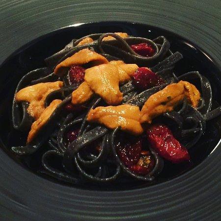 Seaurchin Black Pasta