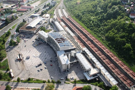 If Only It Had More Trains Review Of Sarajevo Railway Station