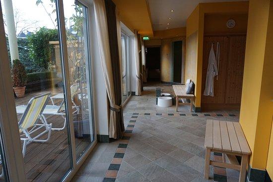 Wershofen, Jerman: Saunas