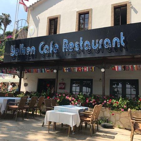 Yelken Cafe Restoran Resmi