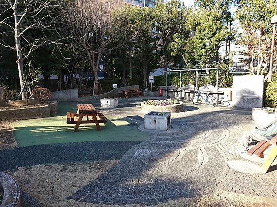 Tsukijigawa Park Day Camp Ground