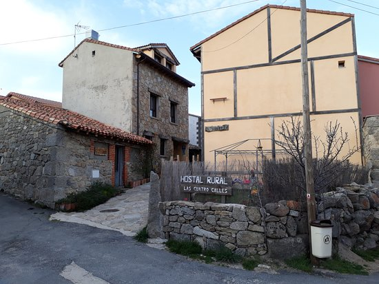 San Martin del Pimpollar, Spanje: Its a great basic hostel in a lovely small village