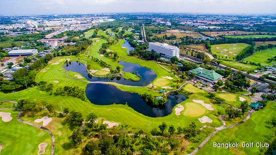 Pathum Thani, Thái Lan: Bangkok Golf Course