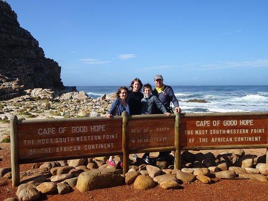 Glencairn, África do Sul: Cap de bonne espérance
