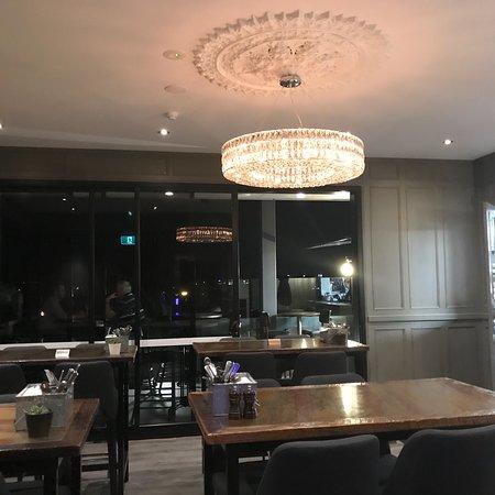 A World Class restaurant has arrived!