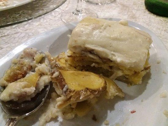 Antico casale Smiraglia: Patate