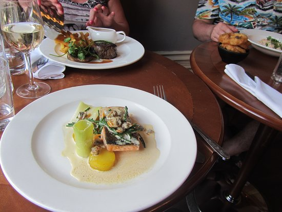 Brandon, UK: High class dining