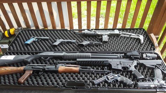 Conty Gun Shooting