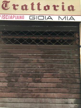 Gioia Mia Pisciapiano: Ingresso