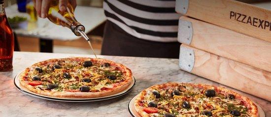 Pizza Express Victoria Square Picture Of Pizza Express