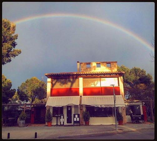 El Toro, สเปน: Bistro 49