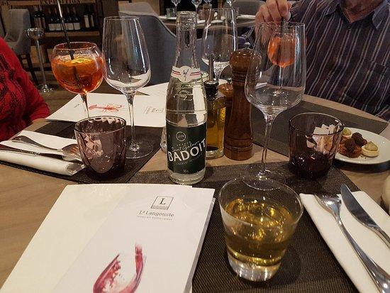 Restaurant Langouste Nice