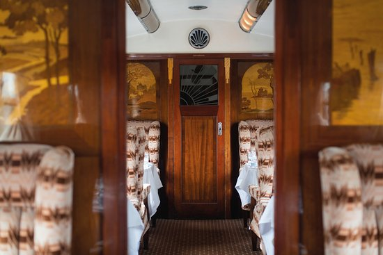 British Pullman, A Belmond Train, England