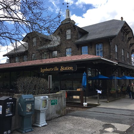 Lambertville Station Restaurant: photo0.jpg