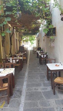 Segway Tour by Best Ride: Narrow alleyways