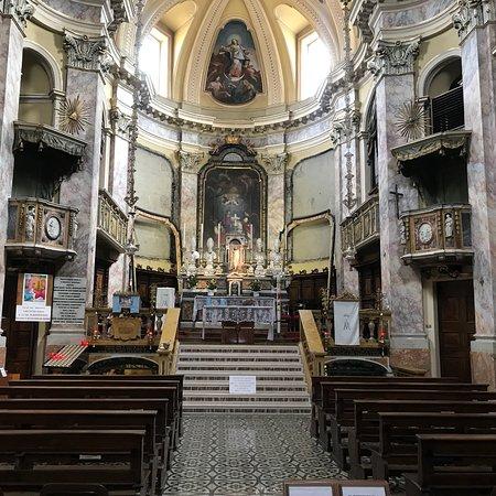 Santuario Beata Vergine del Miracolo Madonna della Gamba