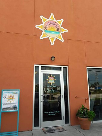 Treasure Island, Floride : Sunset Beach Shop