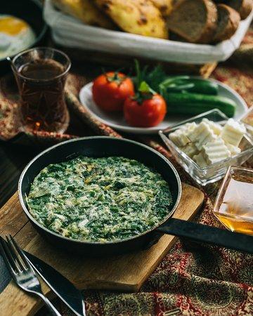 """Early Breakfast - classic """"Kükü"""""""