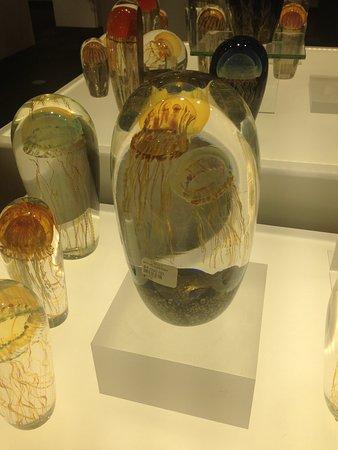 Corning, NY: glass