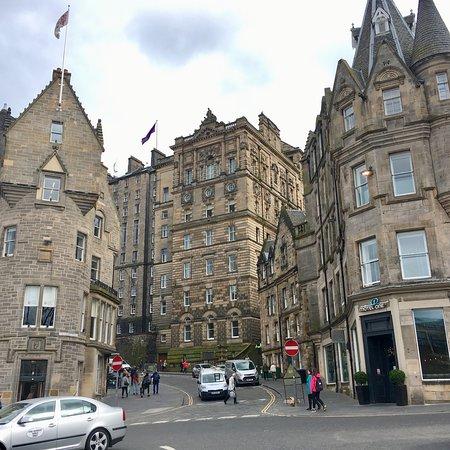 Edinburgh Motel One Royal