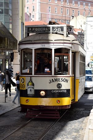 Линда-а-Велья, Португалия: Centre ville