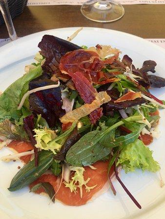 Tony's Empuriabrava: Salade