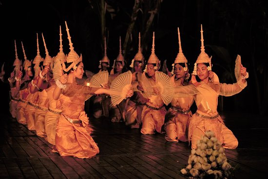 The Sacred Dancers of Angkor