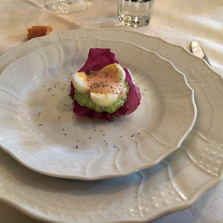 Serralunga di Crea, Италия: Uovo di quaglia