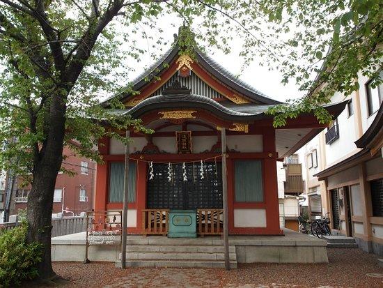 Asakusa Fujiasama Shrine