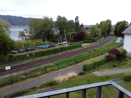 Bodman-Ludwigshafen, เยอรมนี: Belle vue de la chambre