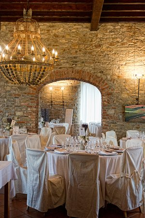 Trisobbio, إيطاليا: la sala delle feste
