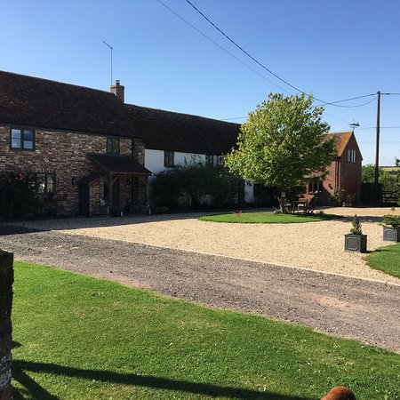 West End, UK: Selection of photos of The Stables B&B Spetisbury & surrounding area..