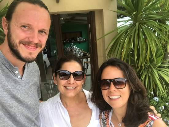 Viñedo de los Vientos: Recebidos pela Mariana