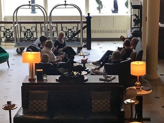 The Oxford Hotel: Bourbon tasting