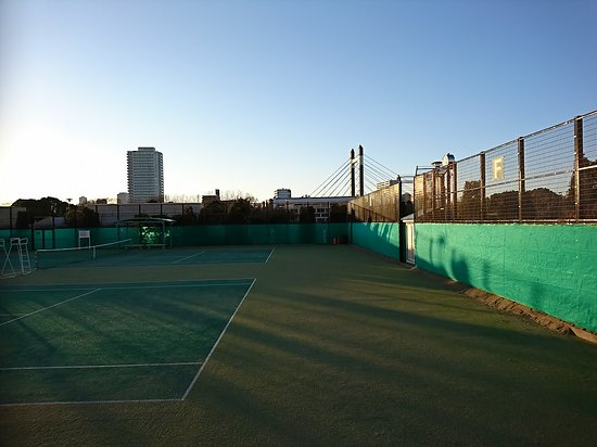 Koto Sports Sabu Tennis Field