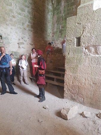 Aude, فرنسا: Donjon de Quéribus