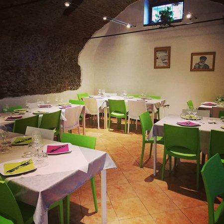 Quiliano, Италия: La Faraccia ha cambiato proprietari e ha inaugurato il 6 aprile 2018 venite a trovarci