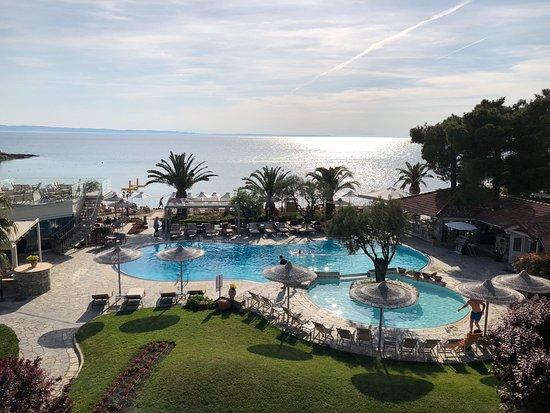Anthemus Sea Beach Hotel & Spa: Pool beheizt !