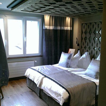 Gonten, Ελβετία: neu eingerichtetes Doppelzimmer....wunderbar