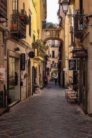 Centro Storico Salerno: De må gader i Salerno