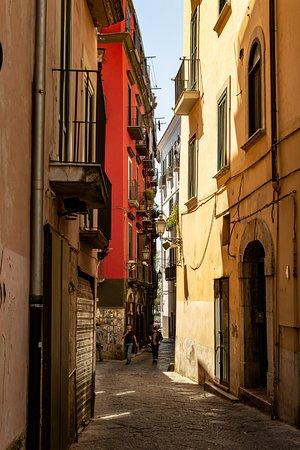 Centro Storico Salerno: De små gader i Salerno