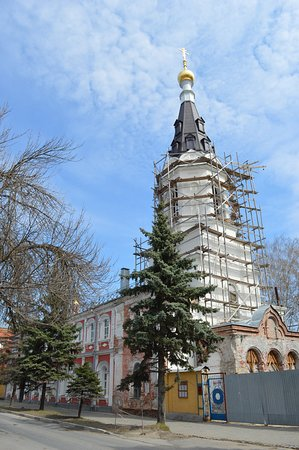 Church of the Holy Prince Alexander Nevskiy