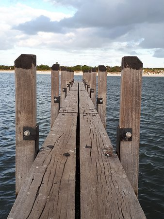 Esperance, Australia: Jetty by boat ramp